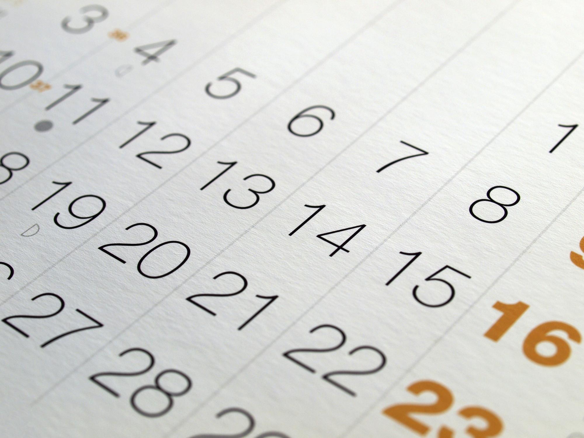 Что такое календарь как он появился, Что такое Лунный календарь? Вся правда о Лунном 18 фотография