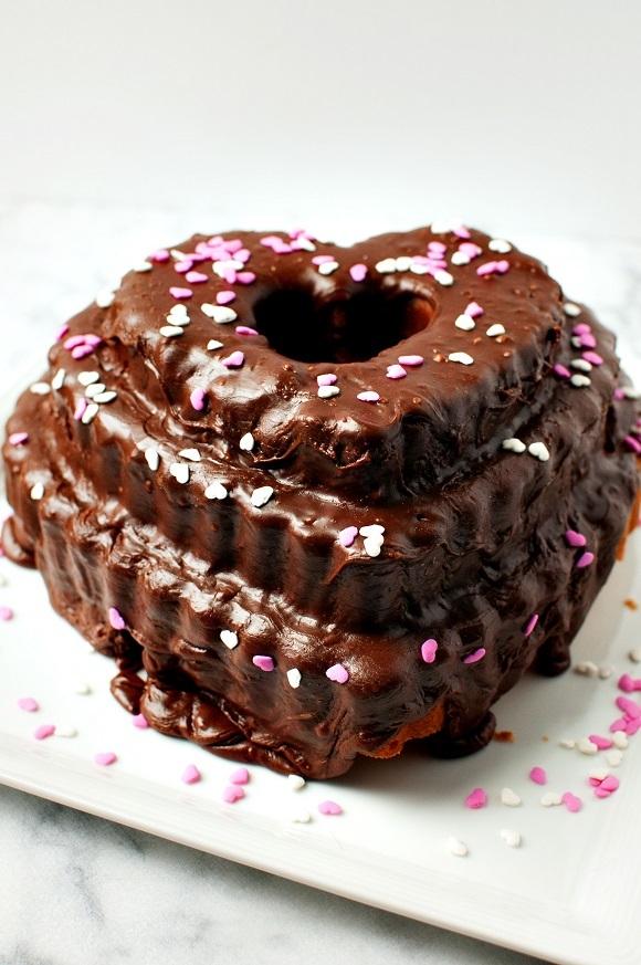 Easy Cheerwine Cake