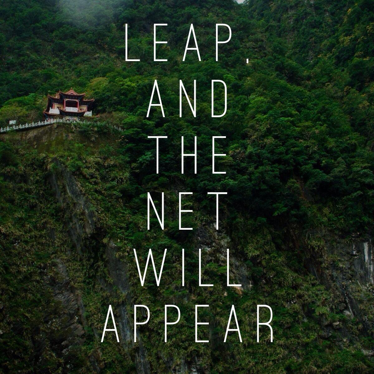 trust faith without fear