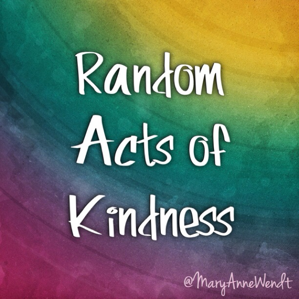 random acts of kindness essay