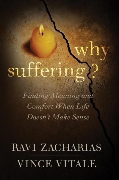 Книги Рави Захариас