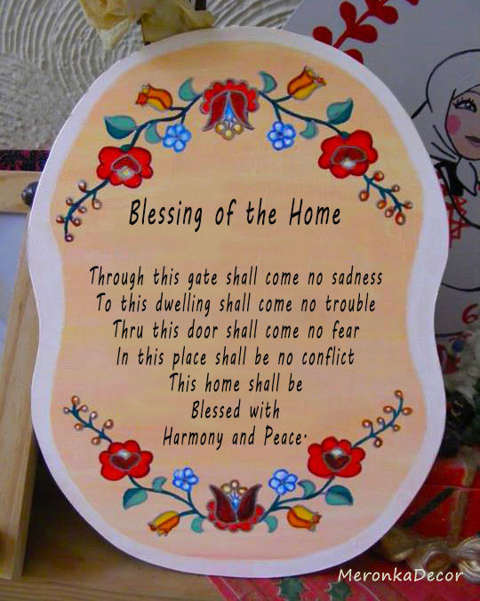 Welcome To New Home Gifts Part - 50: Blessing Of The House Welcome Plate, Housewarming Gift To New Home | EBay |  Godinterest Christian Social Network