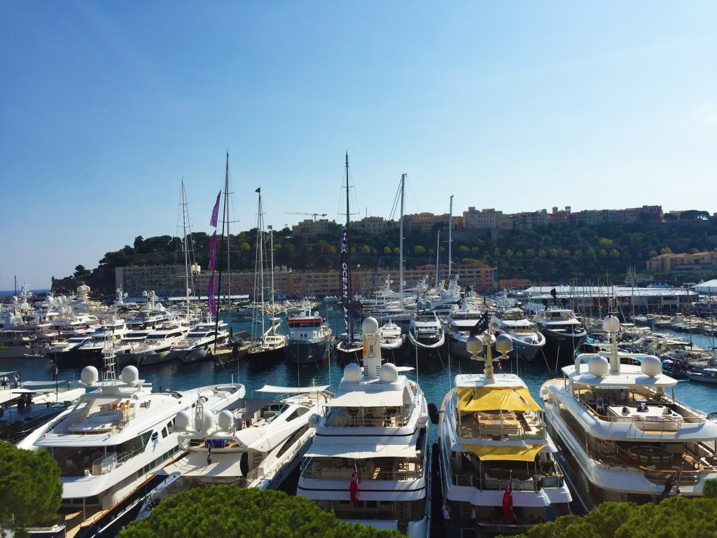What to Expect at the Monaco Yacht Show 2018 - EAT LOVE SAVOR