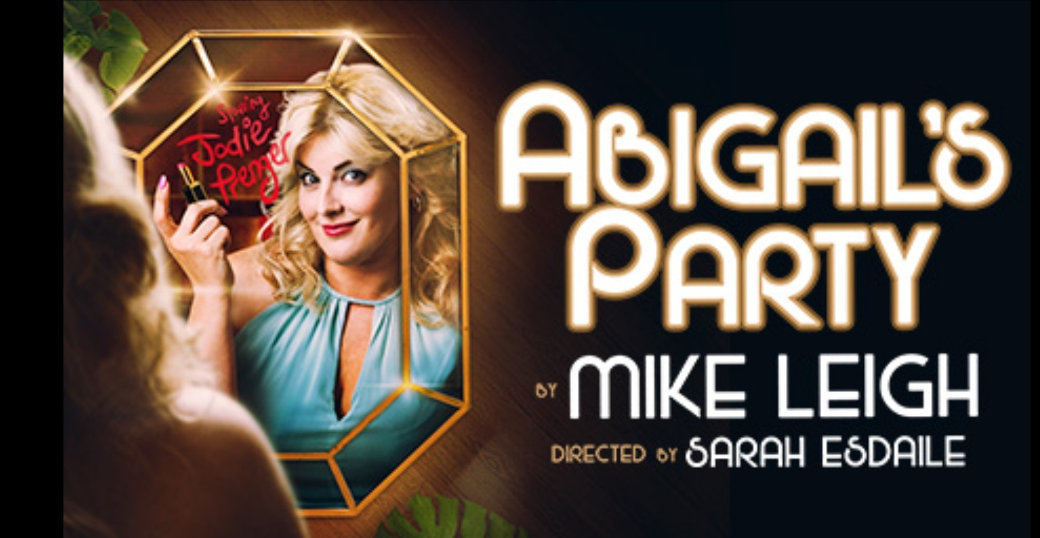 JODIE PRENGER TO STAR IN UK TOUR OF MIKE LEIGH'S ACCLAIMED