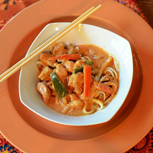 Feed Your Soul Too: Feed Your Soul Too – Red Curry Chicken
