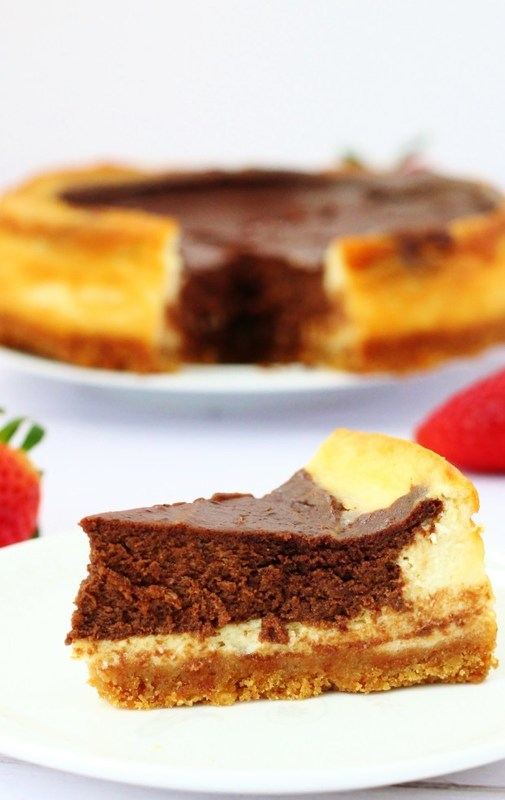 Mary Berrys American Style Chocolate Cheesecake Searching