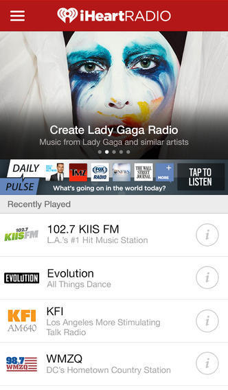 iHeartRadio - Free Music & Internet Radio for iPhone, iPad