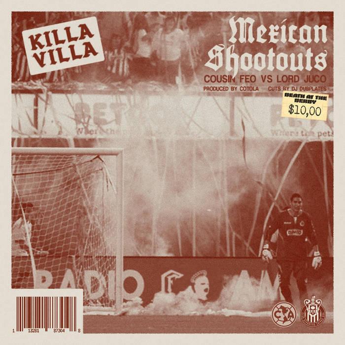 Death At The Derby - Mexican Shootouts (Prod  Cotola