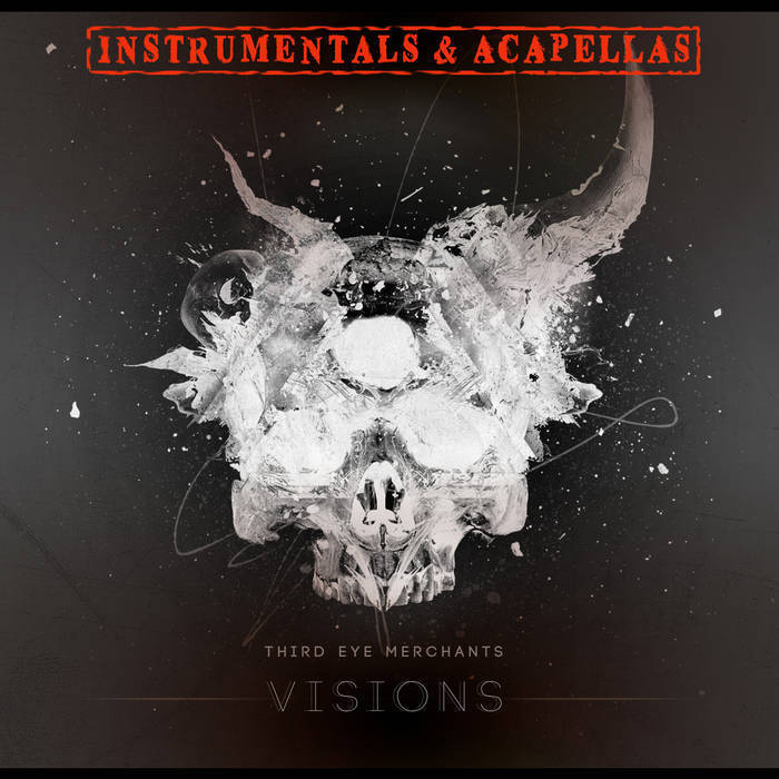 Third Eye Merchants - Visions Instrumentals & Acapellas