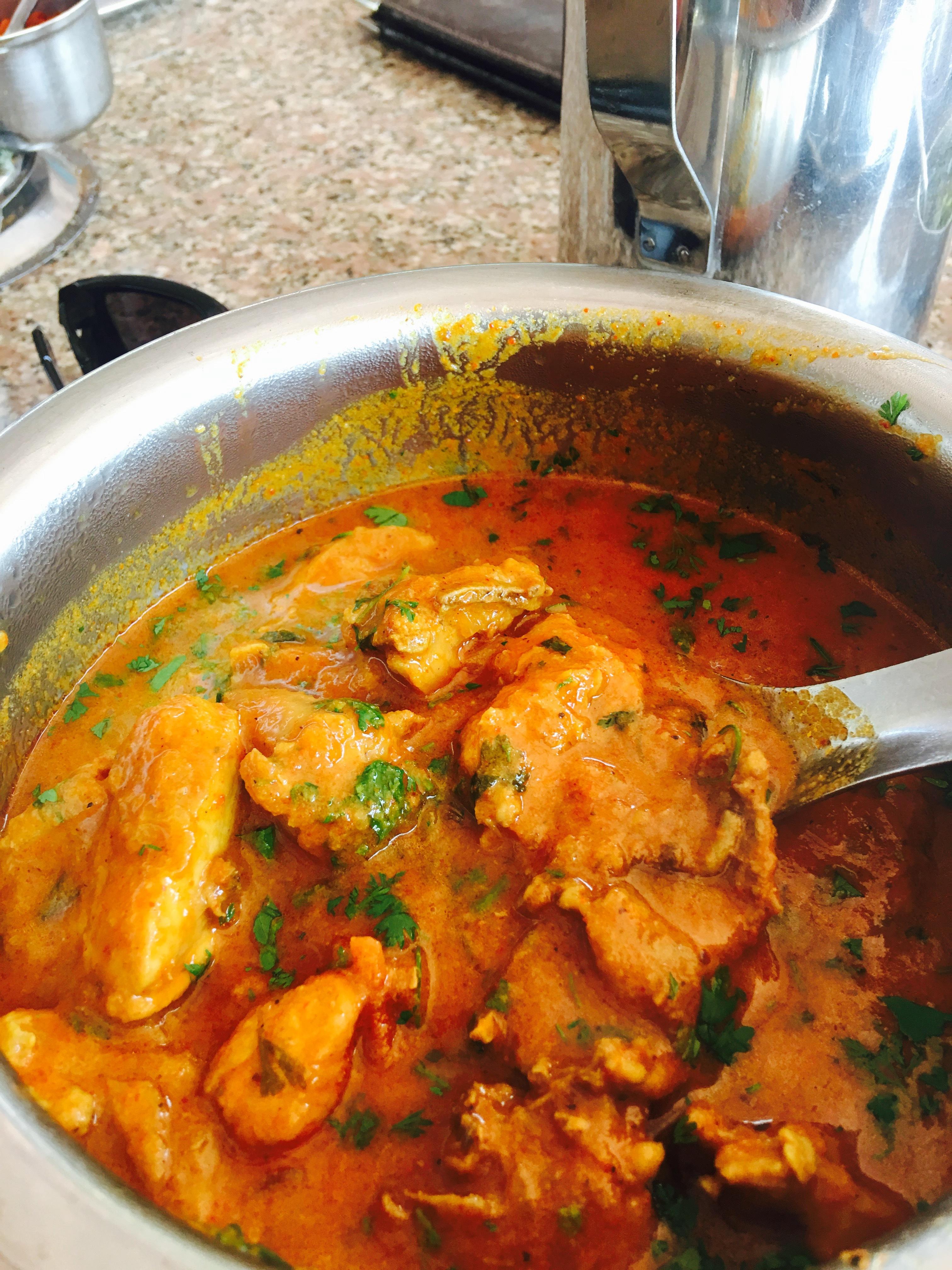 Gavthi chicken 🍗 at Mahabaleshwar just awesomeness